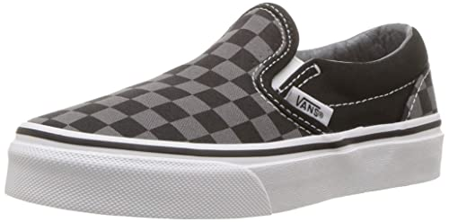 Vans Kids Classic Slip on, schwarz