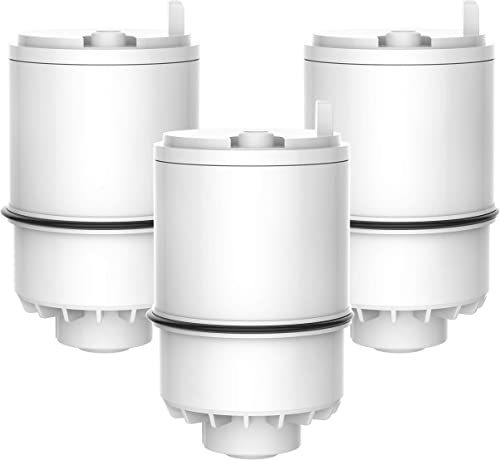Waterdrop RF 3375 Water Filter, Compatible with Pur RF-3375 RF33752V2 Faucet Water Filter Pack of 3