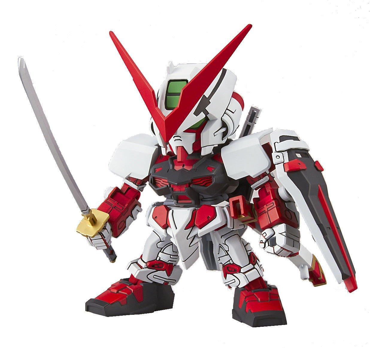"Bandai Hobby SD EX-Standard 007 Astray Red Frame ""Gundam Seed Astray"" Building Kit"