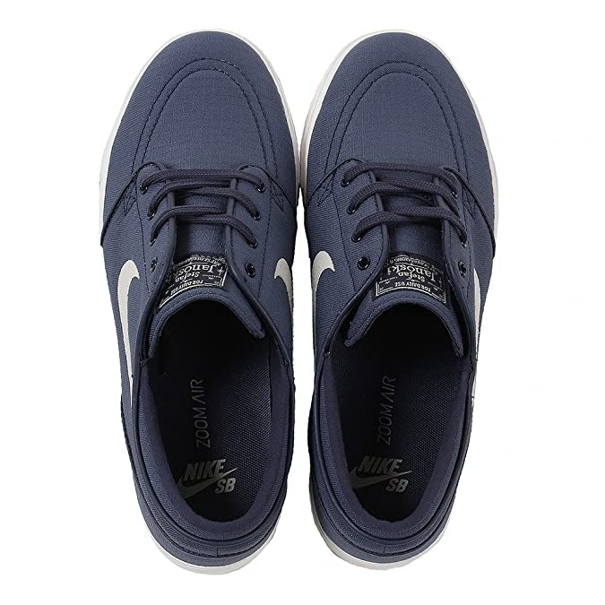 3c353d185b Nike SB Zoom Stefan Janoski Blu Scuro Canvas Sneaker: Amazon.it: Scarpe e  borse