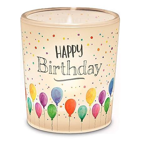 Precio en el Palo Wind Luz Happy Birthday | Vela | Regalo ...