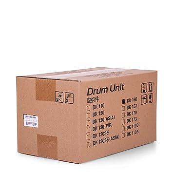 Amazon.com: Kyocera Mita DK150 Drum (Standard Yield ...