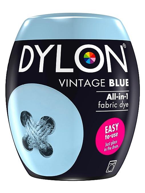 3 opinioni per Dylon Machine Dye pod 350g, vintage blu