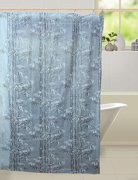 Kuber Industries PVC Shower Curtain