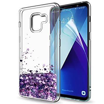 LeYi Compatible con Funda Samsung Galaxy A8 Plus 2018 ...
