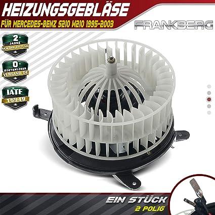 Ventilador interior de ventilador de calefacción Motor para Clase ...