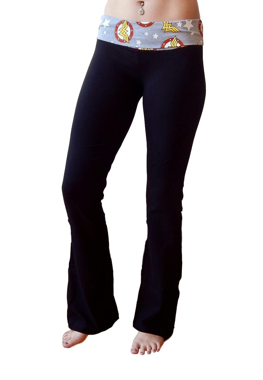 BioWorld Wonder Woman Womens Yoga Pants FA267FBTM09PP00