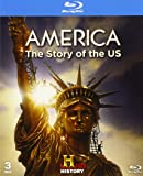 America - The Story of the US [Blu-ray] [Region Free]