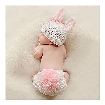 CLE DE TOUS - Disfraz de animal para Bebé Recién Nacido Infantil ...