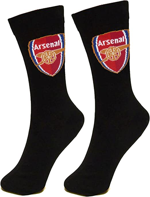 KRY Club Mens Classic Black Cotton Socks 6 Pack Size 6-11 Brand New