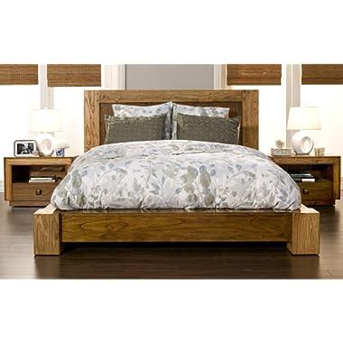 American Lifestyle Jimbaran Bay Platform Bed, Eastern King