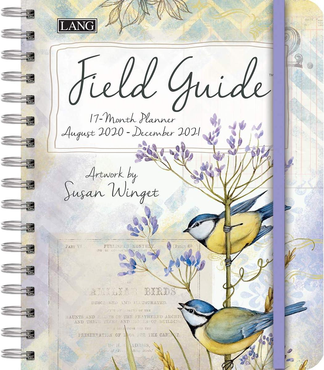 Lang Field Guide 2021 Deluxe Planner (21991038103)