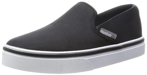 Reebok Skyscape Viva CV Donna Casual Slip On Sneaker Nero Gr. 42 1/2 x39KkXqBPo