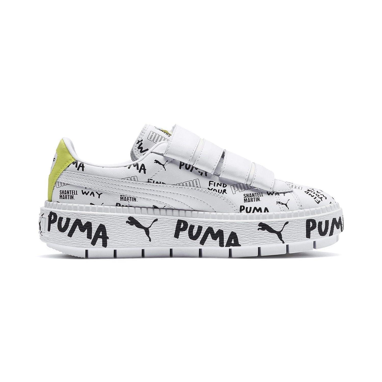 Puma x Shantell Shantell Shantell Martin Platform Trace Strap Damen Turnschuhe f27182