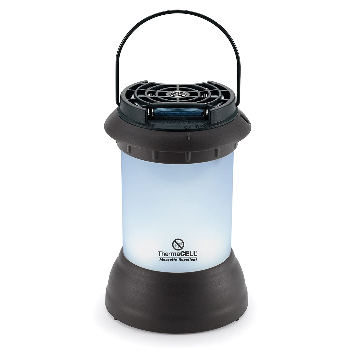 Amazon.com: Thermacell MR 9SB Mosquito Repellent Pest Control Outdoor And  Camping Cordless Lantern, Dark Bronze: Sports U0026 Outdoors