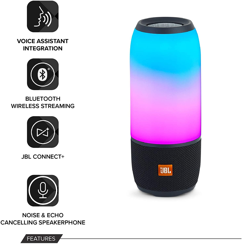 harga speaker jbl pulse 3