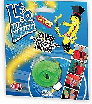 Megagic Ch1 Léo La Chenille Magique Dvd