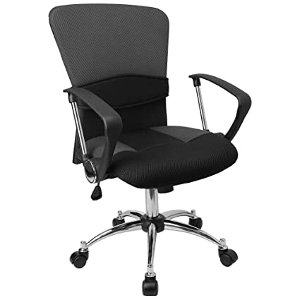 Amazon.com : Cool Office Chairs - Night Star Lumbar Support ...