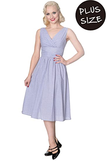 Retro Plus Size Dresses Ibovnathandedecker