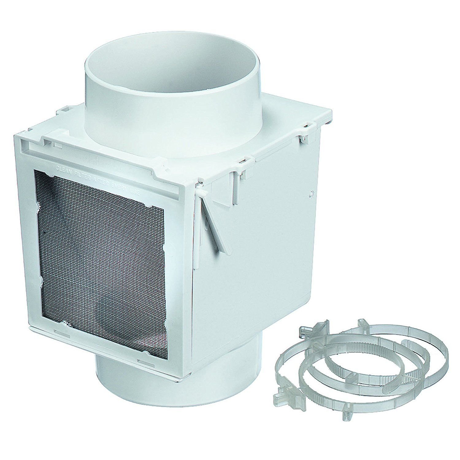 (RB)CHK100ZW Dryer Vent Heat Keeper Saver Winter and Summer Positions