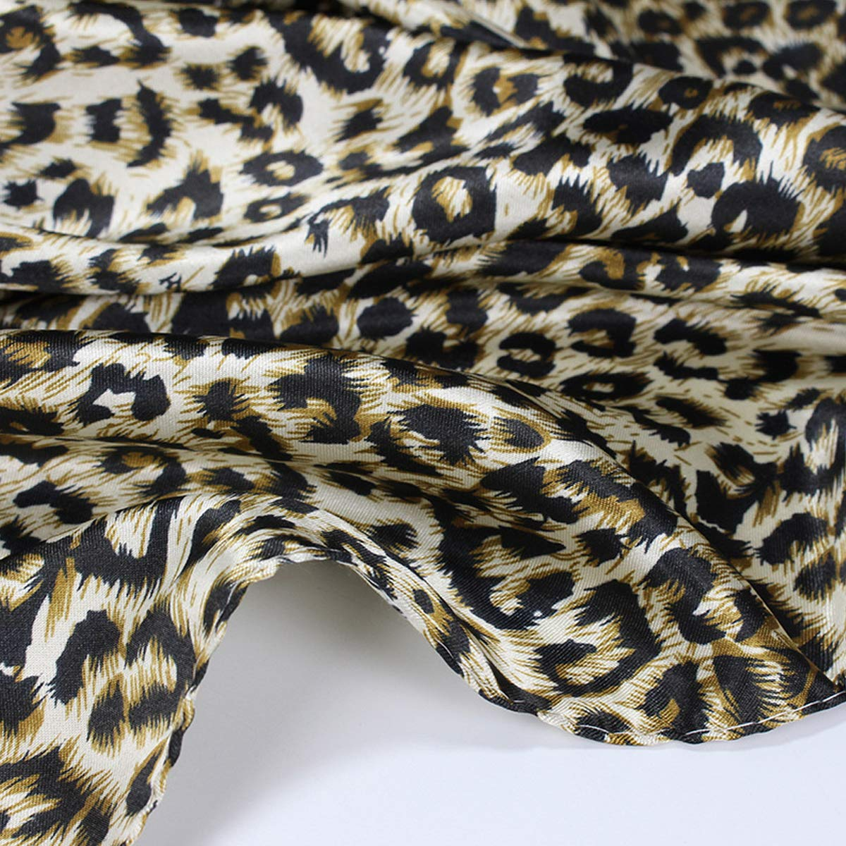 YMXHHB Silk Like Scarf Neck Scarves Women/'s Large Square Satin Hair Scarf 35 x 35 inches