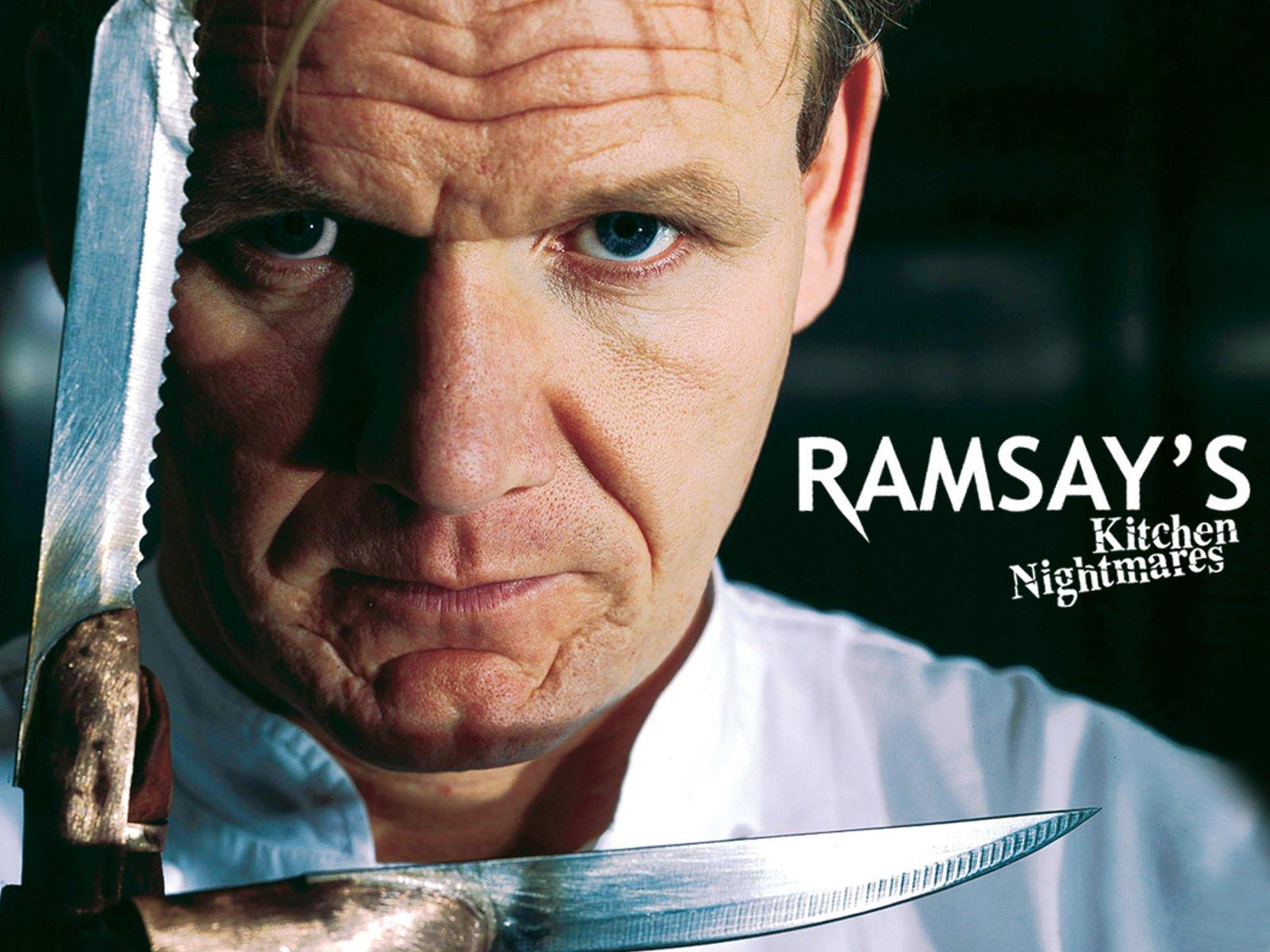 Ramsays kitchen nightmares uk version
