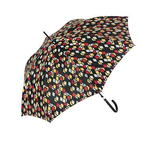 Paraguas Cacharel estampado rombos