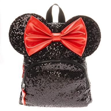 99f3dc880b Claire's - Femmes Sac à dos Minnie à sequins Disney© Minnie Mouse ...