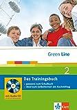 Green Line 2 - Das Trainingsbuch: 2. Lernjahr, passend zum Lehrwerk