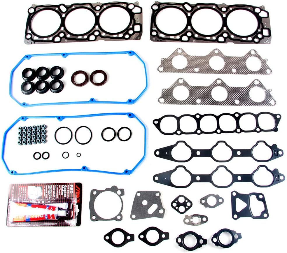 Dodge Stratus 2.4 L Aintier Automotive Replacement Head Gasket Head Bolts Kit Fits for