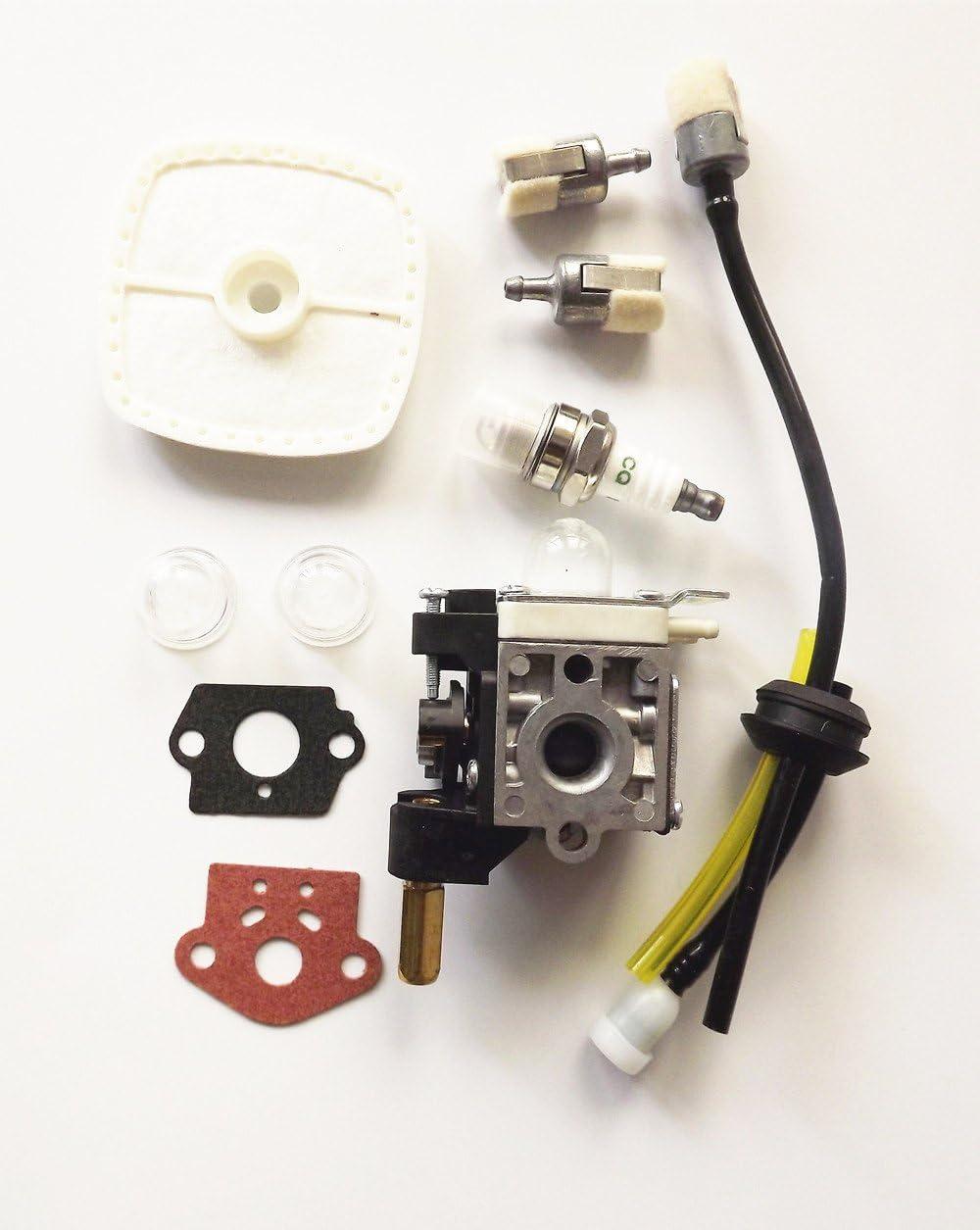Carburetor Rebuild Kit for ZAMA RB-K75 Echo SRM 210 SRM 211 HC 150 PE 200 GT 200