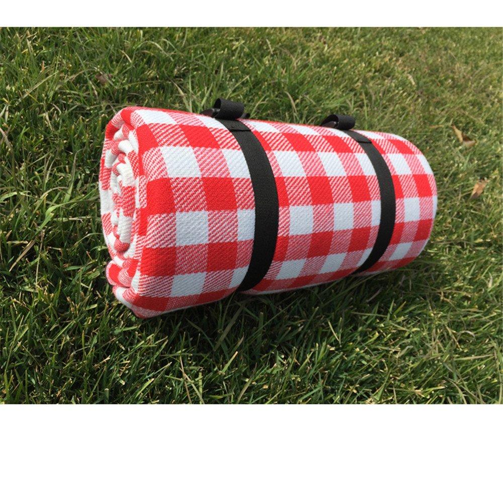 GUJJ Outdoor Picknick Feuchtigkeit Pad Dicke erhöhen camping camping camping Zelt Camping portable Picknick matten Tuch, einem 5-200 x 200 B072VK4JMG | Lebhaft  649c17
