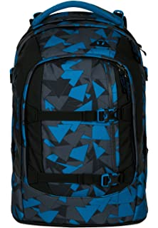 04fefa20b2df2 Satch Pack - 3tlg. Set Schulrucksack - Jungle Lazer  Amazon.de ...