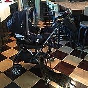 Amazon.com: Baby Trend universal doble snap-n-go carriola ...