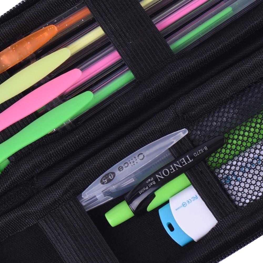 Kuuqa EVA Stift Etui Federm/äppche Bleistifte Tasche Case EVA Stift Etui f/ür Executive-F/üllfederhalter Stylus