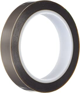 J.V 36 Length x 1//2 Width Milky Grey Converting PTFE-2HD//AMBT0536 JVCC PTFE-2HD High Density Skived Teflon Tape Milky Gray