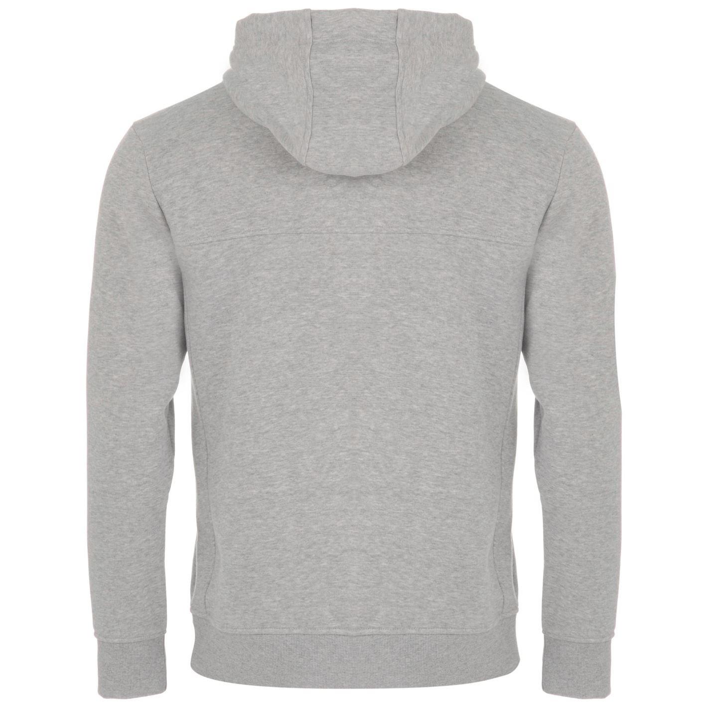 Everlast Mens Zip Hoody Hoodie Hooded Top Full Warm Drawstring Grey Marl XX-Large at Amazon Mens Clothing store: