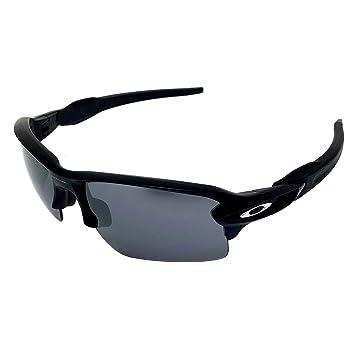 9fd718cdb23 Oakley Flak 2.0 XL 9188-01 Matte Black  Black Iridium Sunglasses ...