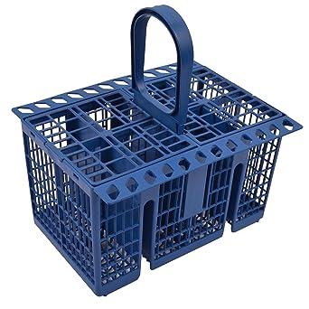 Hotpoint Indesit – Cesta de cubiertos para lavavajillas (tamaño mediano). Número de pieza