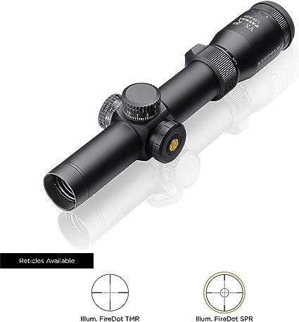 Leupold 113769 VX-R Patrol FireDot Illuminated Rifle Scope
