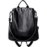 Women Backpack Fashion Leather Backpack Purse Anti-theft Backpack Ladies Bags