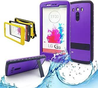 Amazon.com: LG G3 Waterproof Case,Full-body Protective ...