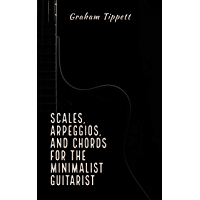 Scales, Arpeggios, and Chords for the Minimalist Guitarist (English Edition)