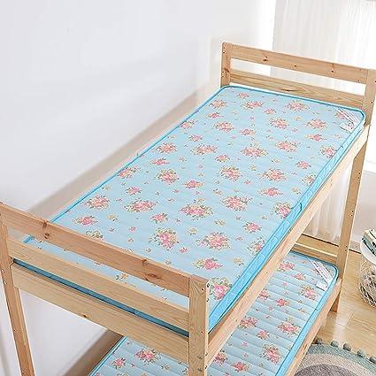 SANDM Portátil Estudiante Futon colchón Alfombras de Esponja, Ultra Soft Colchón Tatami Hipoalergénico Primeros del