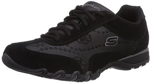 0a9e924aac1a Skechers Speedsters - Zapatilla Deportiva de Material sintético Mujer   Amazon.es  Zapatos y complementos