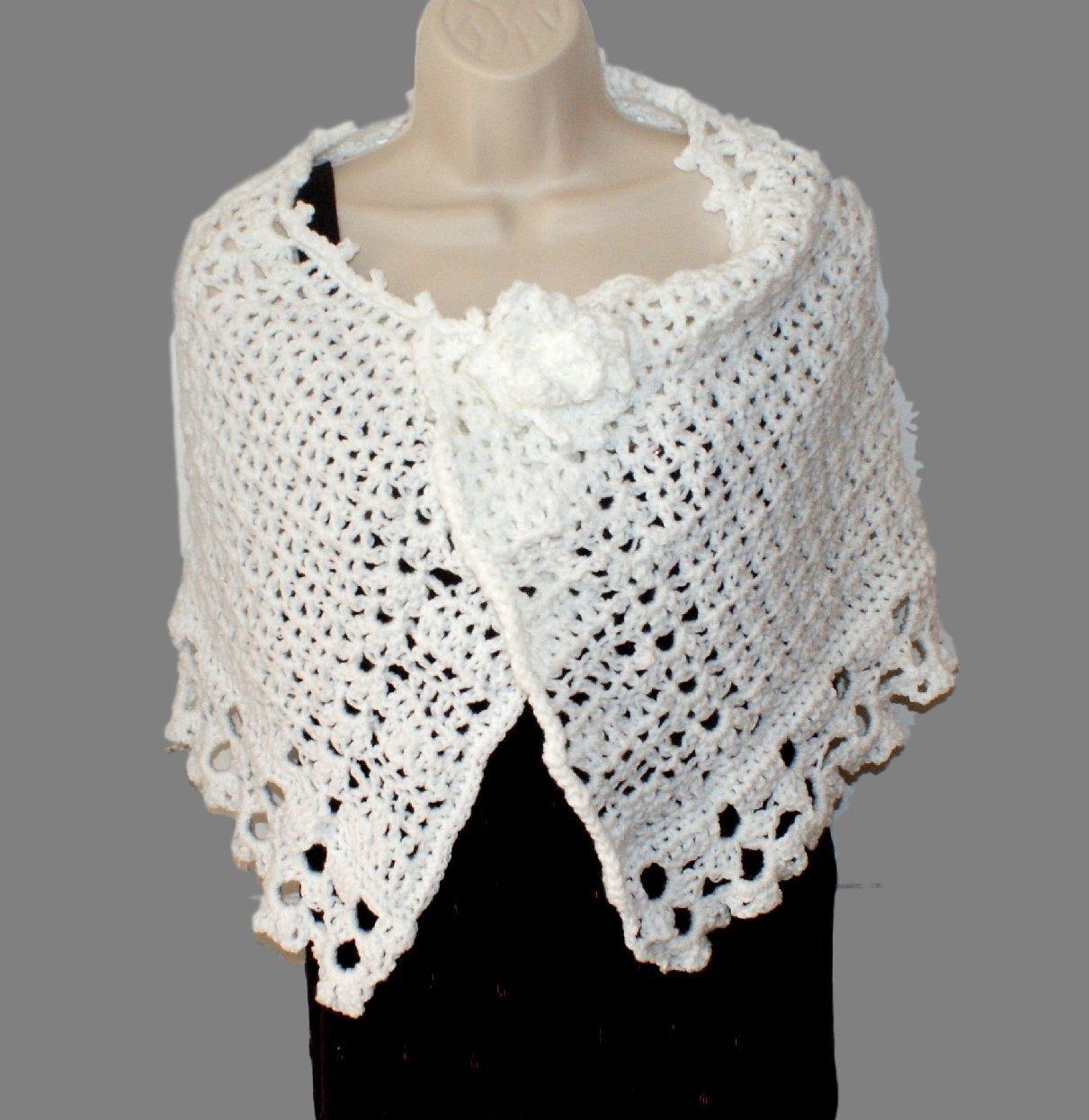 women/'s formal crochet shawl crochet bridal shrug bridal cover up crochet wedding wrap bridal wrap crochet blush wedding shawl
