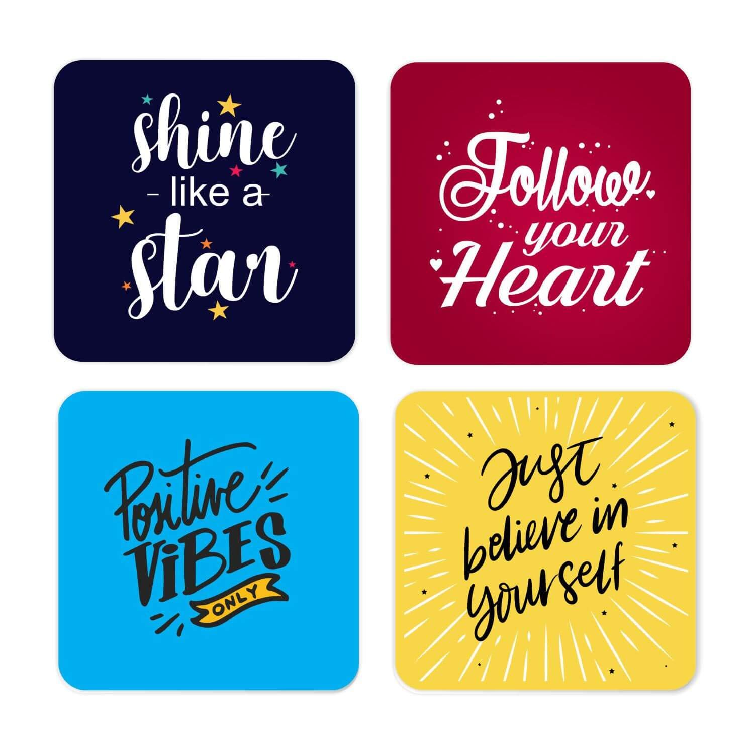 buy yaya cafe new year gifts shine like a star motivational quotes
