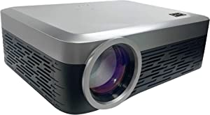 RCA Roku Smart Android Wi-Fi Home Projector, HD, LED, Smart with Android (RPJ138)
