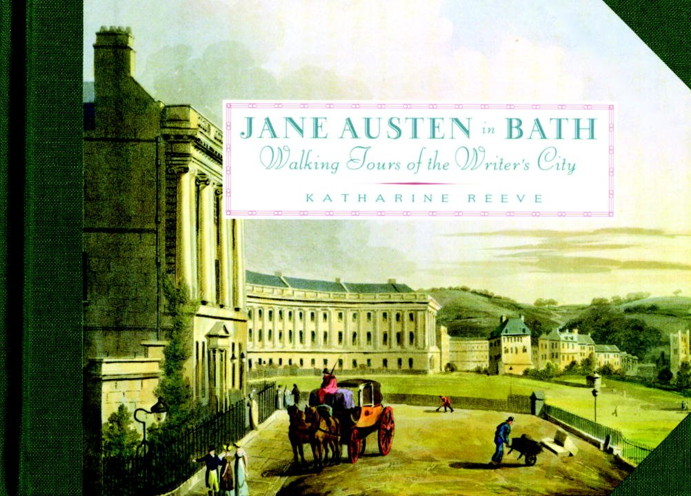 Jane Austen Bath Walking Writers product image