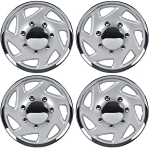 BDK Ford Hubcaps Wheel Cover, 16